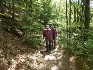 Wanderung durch das Dörsbachtal