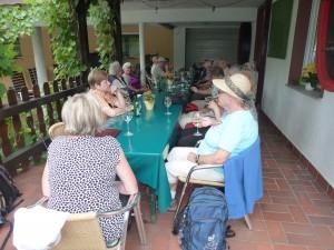 Weinlokal in Obernhof