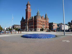 Rathaus von Helsingborg, Foto: Klemens Grätz