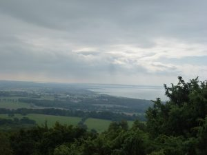Blick vom höchsten Punkt des Kullaberges, Foto: Klemens Grätz