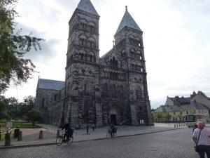 Der Dom in Lund. Foto: Klemens Grätz