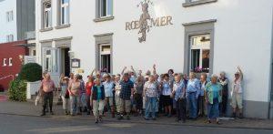 Hotel Römer in Merzig, Foto Klemens Grätz