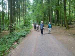 Wanderung von Britten nach Mettlach, Foto Klemens Grätz