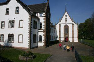 Eifelausflug - Kloster Mariawald,  Foto von Evert Everts