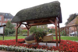Größter Holzpantoffel